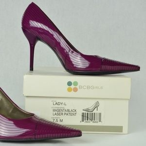 BCBGirls Lady-L Women's Shoes Pre-Owned